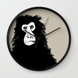 Happy Ape Wall Clock