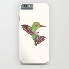 The Green Hummingbird Slim Case iPhone 6s