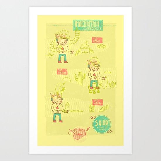 The Best Toy Art Print