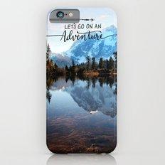 Mt Shuksan-adventure Slim Case iPhone 6s