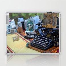 Old School Laptop & iPad Skin