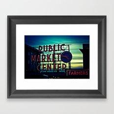 PMC Framed Art Print