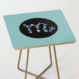 Scorpio Side Table