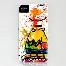 Charlie Brown iPhone (4, 4s) Slim Case