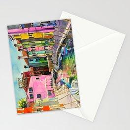 Venice Burano Stationery Cards