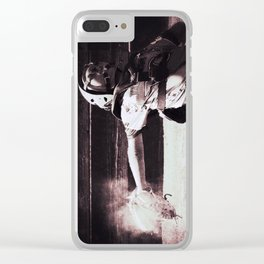 Catch 2 Clear iPhone Case