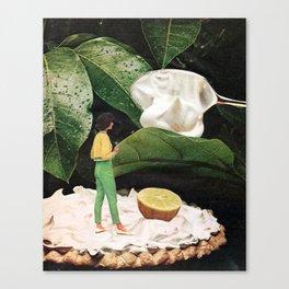 Sweet as Pie Canvas Print