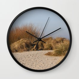 Wild Landscapes at the coast 5 Wall Clock