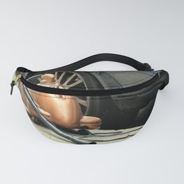 The Shape Of Things To Go Fanny Pack