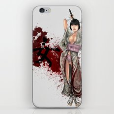 Kunoichi 1 of 4 iPhone & iPod Skin