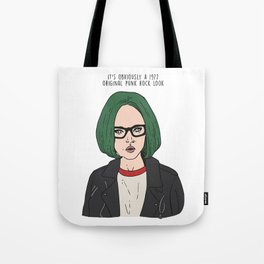 Enid - Ghost World Tote Bag