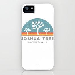 Joshua Tree National Park California iPhone Case