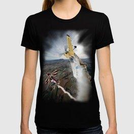 Aerobatic duel T-shirt