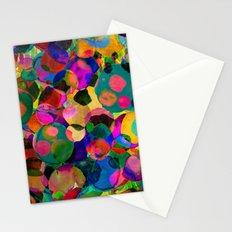 Rainbow Spot Stationery Cards