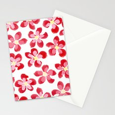 Posey Power - Red Multi Stationery Cards