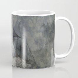 Mother Child Stone Coffee Mug
