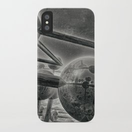 Kazam sphere iPhone Case