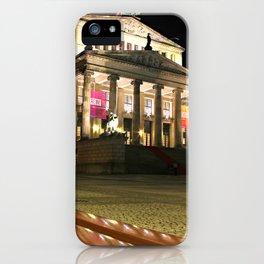 Das Konzerthaus Gendarmenmarkt iPhone Case