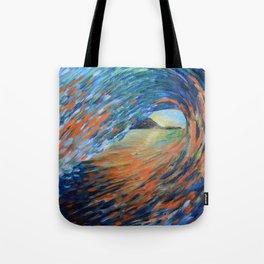 My Wave Tote Bag