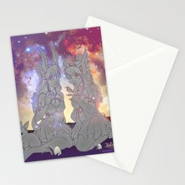 Ostara and Eostre Stationery Cards