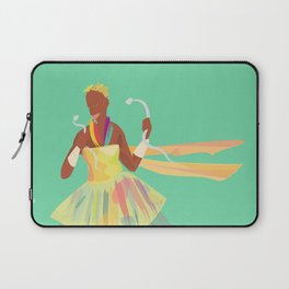 ORIXAS_ oxumaré Laptop Sleeve