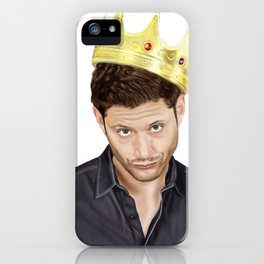 King Ackles iPhone Case