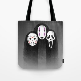 The Three MASKeteers Tote Bag