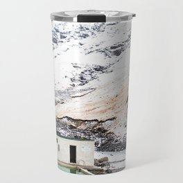 Seljavallalaug Pool, Iceland Travel Mug
