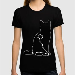 pisces cat T-shirt