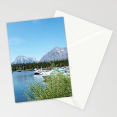 Grand Teton National Park. Landscape photography. Stationery Cards
