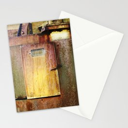 Small door Stationery Cards
