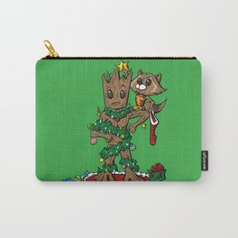 Grootmas Tree Carry-All Pouch