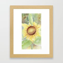Summer Giant Framed Art Print