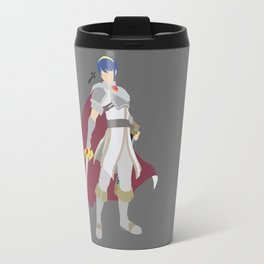 Marth(Smash)White Travel Mug