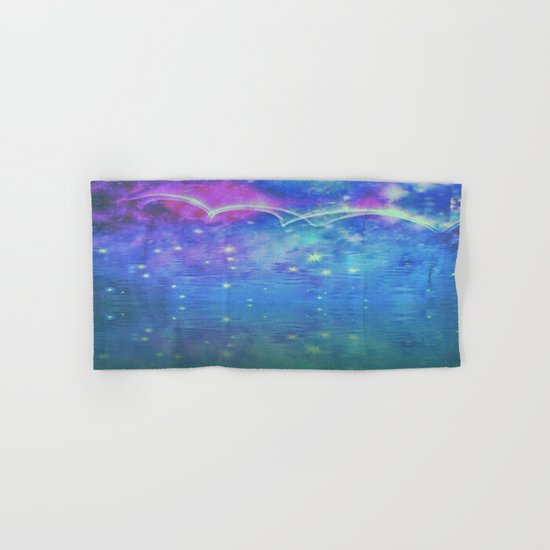 art-394 Hand & Bath Towel