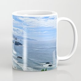 The Quintessential Oregon Coast Coffee Mug