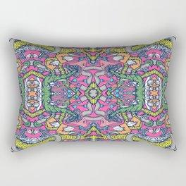 Mirrored World Rectangular Pillow