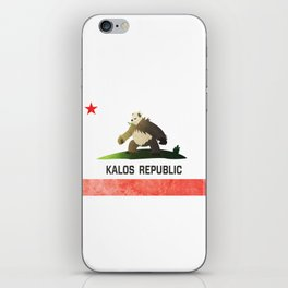 Pangoro - Kalos Republic iPhone Skin