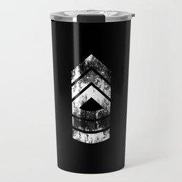 Master Sergeant (weathered) Travel Mug