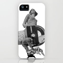 Ego iPhone Case