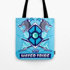 Avatar Nations Series - Water Tribe Tote Bag