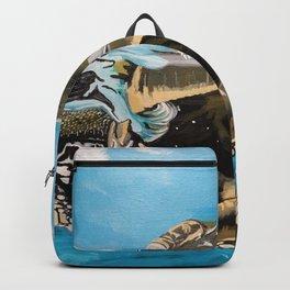 Sea Turtle By Noelle's Art Loft Backpack
