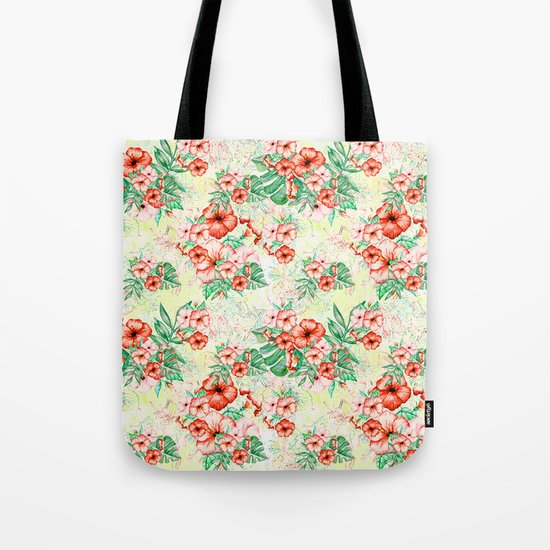 Tropical Summer #17 Tote Bag