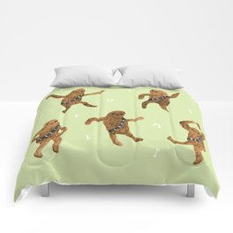 Wookie Dance Party Comforters