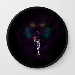 voltron: wandering star Wall Clock