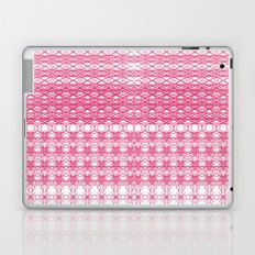 Filigree Floral Laptop & iPad Skin