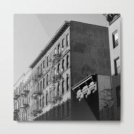 East Village Classic Metal Print