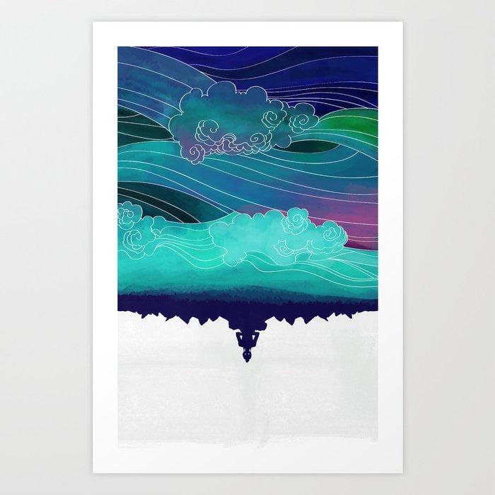 Avatar: Spirits Book Art Print