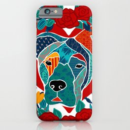 Loyal friend iPhone Case