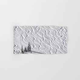 Powder tracks Hand & Bath Towel